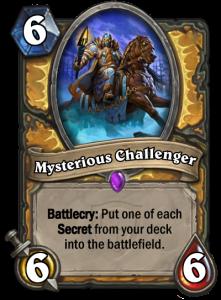 mysteriouschallenger