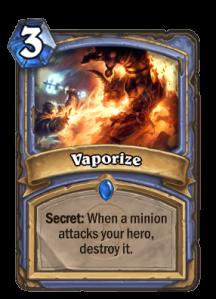 vaporize