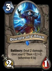 discipleofcthun
