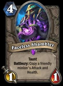 facelessshambler