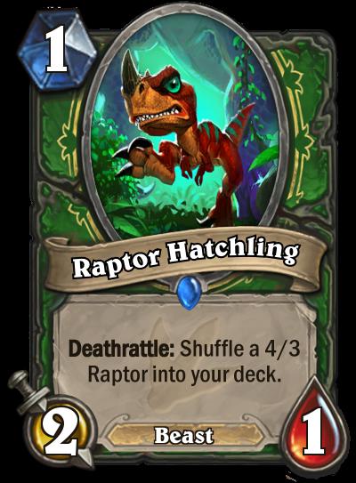 raptorhatching